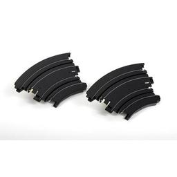 "Click here to learn more about the AFX/Racemasters Track, Curve 6"" 1/8 Pair."