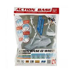 Click here to learn more about the BANDAI 1/100 White Display Stand Action Base I.