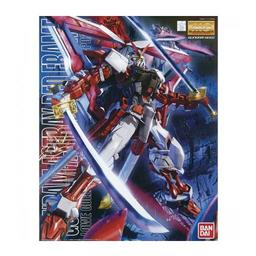 Click here to learn more about the BANDAI 1/100 Astray Red Frame Revise MG.