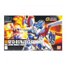 Click here to learn more about the BANDAI 1/144 #110 G Gundam High Grade.