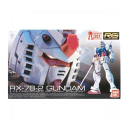Click here to learn more about the BANDAI 1/144 RX-78-2 Gundam Real Grade.