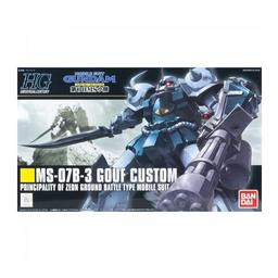 Click here to learn more about the BANDAI 1/144 #117 MS-06b Gouf Custom Gundam HG.