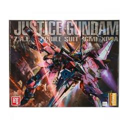 Click here to learn more about the BANDAI 1/100 Justice Gundam Gundam Seed Bandai M.