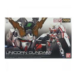Click here to learn more about the BANDAI 1/144 Unicorn Gundam Gundam UC Bandai RG.