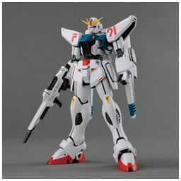 Click here to learn more about the BANDAI 1/100 Gundam F91 (Ver 2.0) Gundam F91 MG.