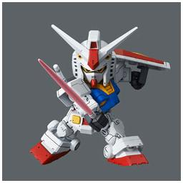 Click here to learn more about the BANDAI #1 RX-78-2 Gundam Mobile Suit Gundam SDGC.