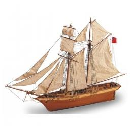 Click here to learn more about the Artesania Latina, S.A. 1/50 Scottish Maid Wooden Model Ship Kit.