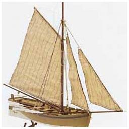 Click here to learn more about the Artesania Latina, S.A. 1/25 Bounty Jolly Wooden Model Ship Kit.