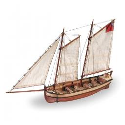 Click here to learn more about the Artesania Latina, S.A. 1/50 Endeavour''s Longboat.