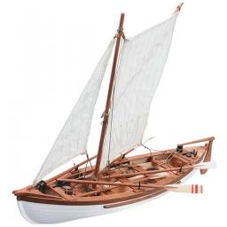 Click here to learn more about the Artesania Latina, S.A. Providence New England''s Whale Boat Kit.
