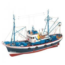 Click here to learn more about the Artesania Latina, S.A. 1/50 Marina II Wooden Model Ship Kit.