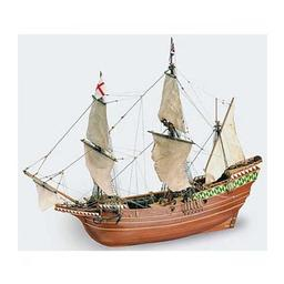 Click here to learn more about the Artesania Latina, S.A. 1/64 Mayflower Wooden Model Ship Kit.