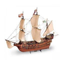 Click here to learn more about the Artesania Latina, S.A. 1/90 San Francisco II Wooden Model Ship Kit.