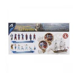 Click here to learn more about the Artesania Latina, S.A. Hermione Lafayette Die-Cast Figurines (14).