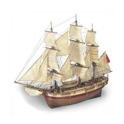 Click here to learn more about the Artesania Latina, S.A. 1/48 Bounty Wooden Model Ship Kit.