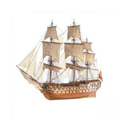 Click here to learn more about the Artesania Latina, S.A. 1/90 SJ Nepomuceno Wooden Model Ship Kit.