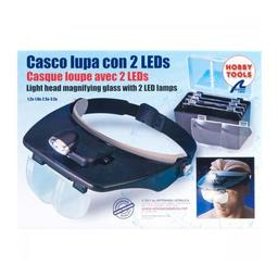 Click here to learn more about the Artesania Latina, S.A. Hands Free Magnifier Glasses w/2 LED Lights.