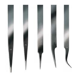 Click here to learn more about the Artesania Latina, S.A. Stainless Steel Extra Fine Tweezer Set 5pc.