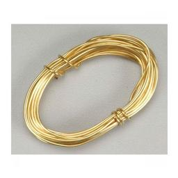 Click here to learn more about the Artesania Latina, S.A. Brass Wire 1mm 3 Meter.