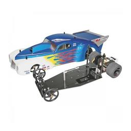 Click here to learn more about the RJ Speed 1/10 Nitro Powered Pro Mod Dragster Kit.