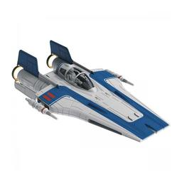 Click here to learn more about the Revell Monogram 1/144 Resistance A-Wing Fighter.