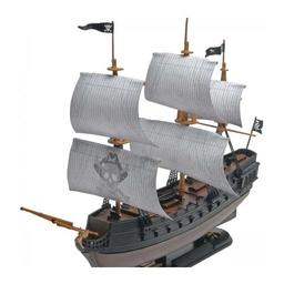Click here to learn more about the Revell Monogram 1/350 Snap Pirate Ship Black Diamond.