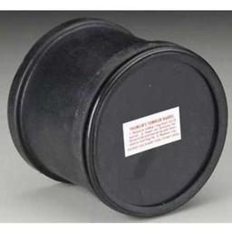 Click here to learn more about the Tru-square Metal Products R3 Rubber Molded Barrel - 3lb Cap.