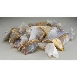 Click here to learn more about the Tru-square Metal Products Brazil Agate, 1lb..
