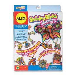 Click here to learn more about the ALEX TOYS Shrinky Dinks Jewelry.