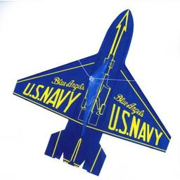 "Click here to learn more about the Gayla Industries Blue Angel Stunt SV, 42"" x 42""."