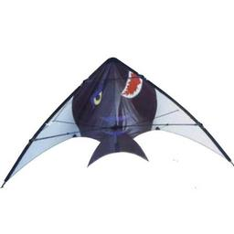 "Click here to learn more about the Gayla Industries Piranha Nylon Stunt SV, 48"" x 26""."