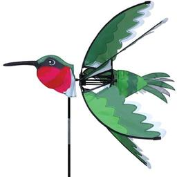 "Click here to learn more about the Premier RC & Designs 24"" Spinner, Ruby Hummingbird."