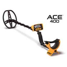 Click here to learn more about the Garrett Metal Detectors Ace 400 Metal Detector.