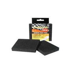 Click here to learn more about the Pinecar Sanding Pads.