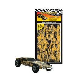 Click here to learn more about the Pinecar Body Skin Custom Transfer, Smoke Screen.