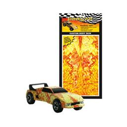 Click here to learn more about the Pinecar Body Skin Custom Transfer, Fire Starter.