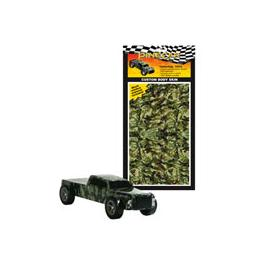 Click here to learn more about the Pinecar Body Skin Custom Transfer, Camouflage.