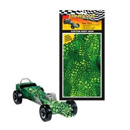 Click here to learn more about the Pinecar Body Skin Custom Transfer, Gator.