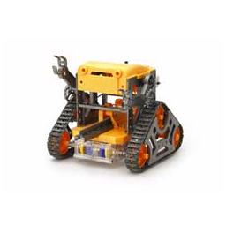 Click here to learn more about the Tamiya America, Inc Cam-Program Robot, Gun Metal & Orange.