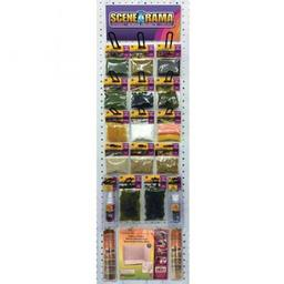 Click here to learn more about the Woodland Scenics Scene-A-Rama Scenery Assortment (76).