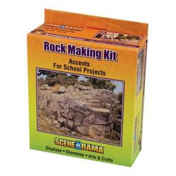 Click here to learn more about the Woodland Scenics Scene-A-Rama Rock Outcropping Kit.