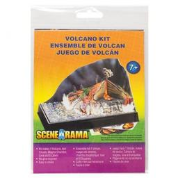 Click here to learn more about the Woodland Scenics Scene-A-Rama Volcano Kit.