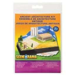 Click here to learn more about the Woodland Scenics Scene-A-Rama Ancient Architecture Kit.