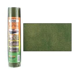 Click here to learn more about the Woodland Scenics Scene-A-Rama Green Grass Ready Sheet, 10.75x16.25.