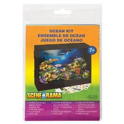 Click here to learn more about the Woodland Scenics Scene-A-Rama Ocean Kit.