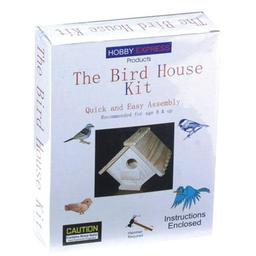 Click here to learn more about the Pine-pro Bird House Kit.