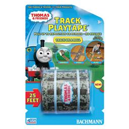 "Click here to learn more about the Bachmann Industries Track Playtape 25'' x 2"", T&F."