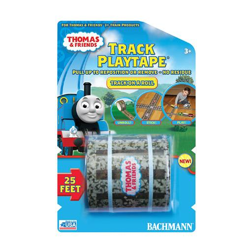 "Bachmann Industries Track Playtape 25'' x 2"", T&F"
