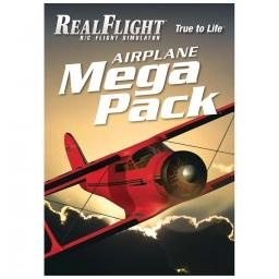 Click here to learn more about the RealFlight RealFlight Airplane Mega Pack.