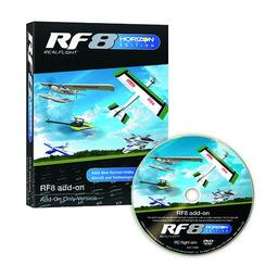 Click here to learn more about the RealFlight RealFlight 8 HH Edition Add-On.